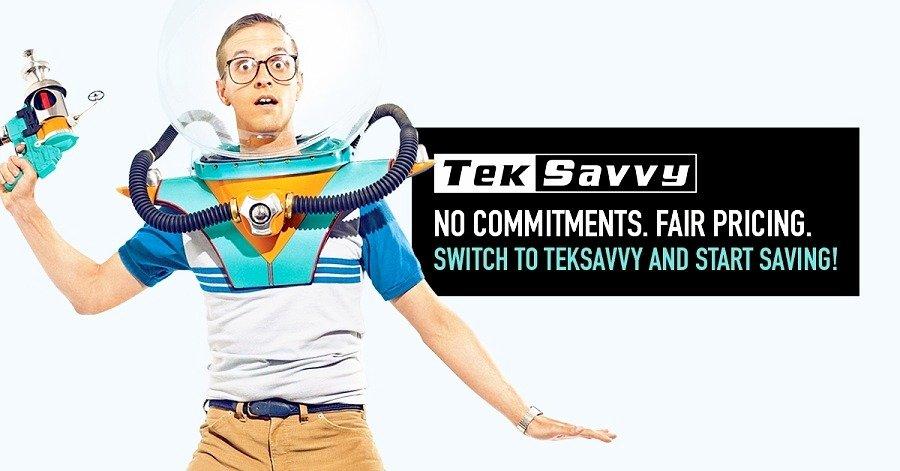 TekSavvy company in Montreal